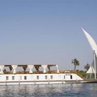 Dalida Dahabiya Nile Cruise
