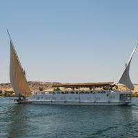 MS Amoura Dahabiya Nile Cruise