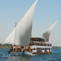 MS Judi Dahabiya Nile Cruise