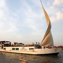 Om Kalthoum Dahabiya Nile Cruise