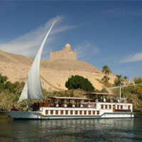 Princess Grace Dahabiya Nile Cruise