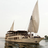 The Dahabiyyat Dahabiya Nile Cruises