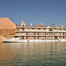 M/S Eugenie Lake Nasser Cruise