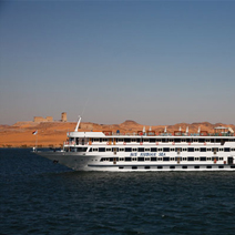 M/S Nubian Sea Lake Nasser Cruise