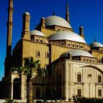 Cairo Islamic & Coptic Tour from Alexandria Port