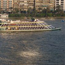 Pyramids & Nile Cruise Tour from Alexandria Port