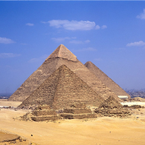 Day Tour to the Pyramids and the Egyptian Museum from Port Said Port