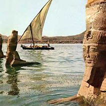 Day Tour to Abu Simbel & Aswan by Flight from Cairo