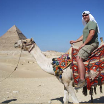 Horse Riding Tours in Giza Pyramids